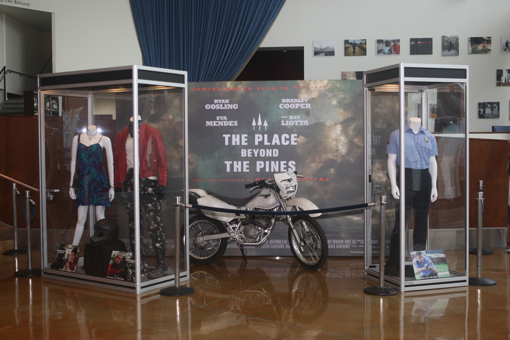 THE PLACE BEYOND THE PINES at the ArcLight Hollywood.