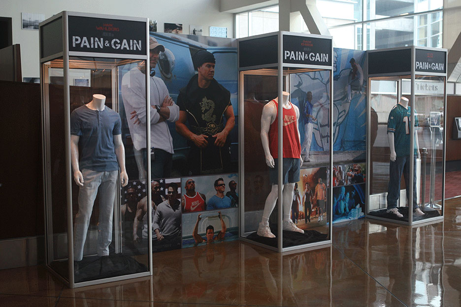 PAIN & GAIN at the ArcLight Hollywood.