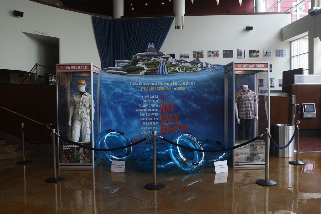Fox Searchlight's THE WAY WAY BACK exhibit at the ArcLight Hollywood.