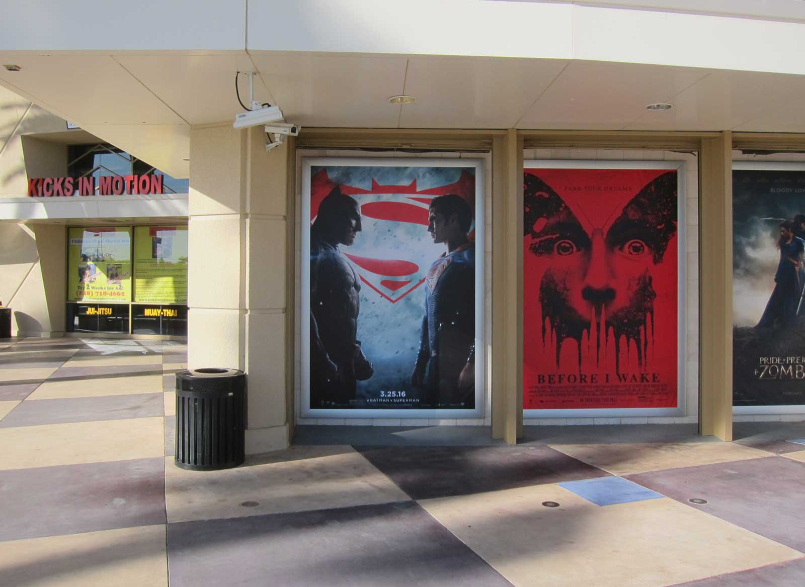wall_mural_OlsonVisual_BatmanvsSuperman_1