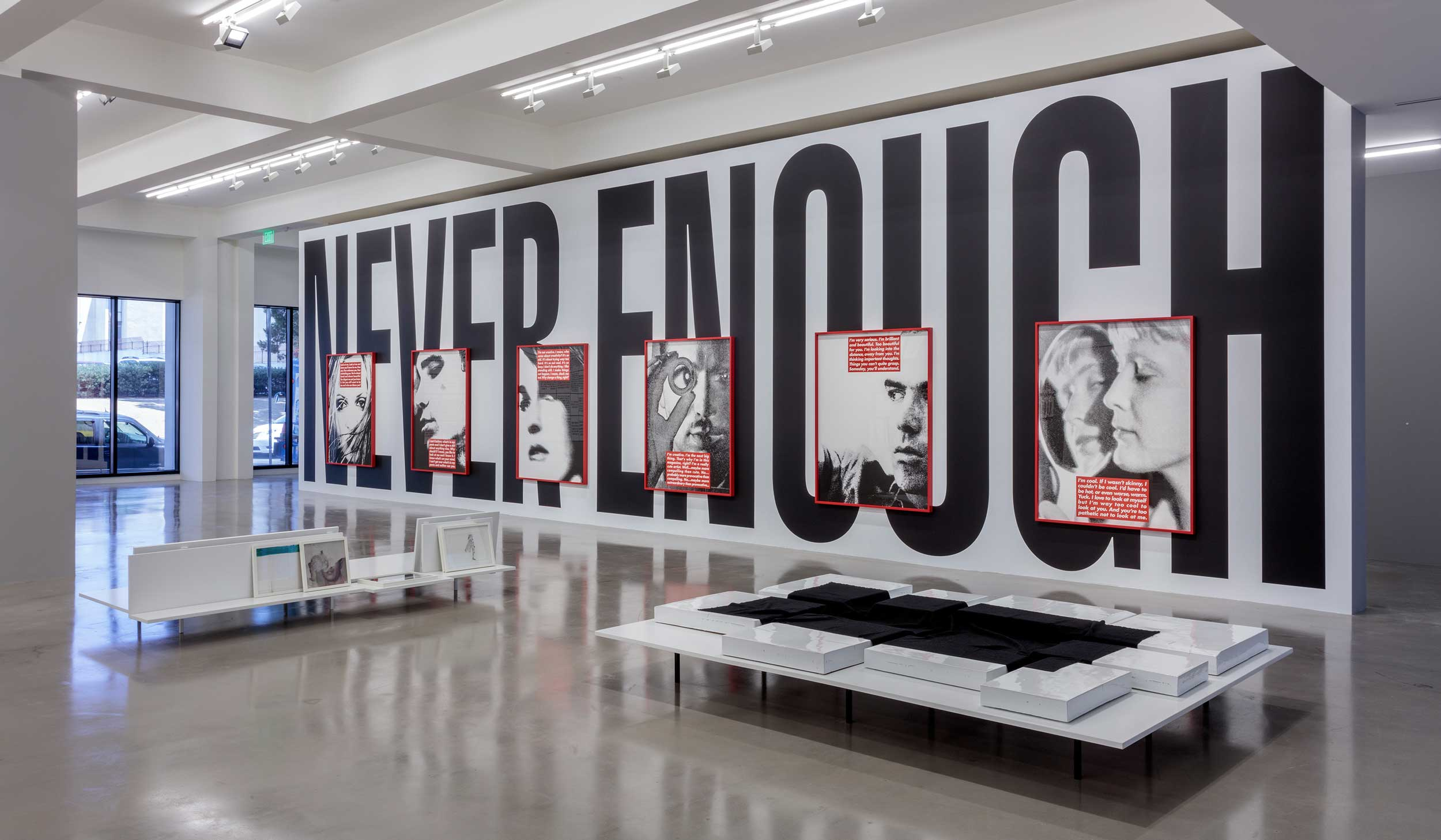 OlsonVisual_Spruths_BarbaraKruger_WallGraphic